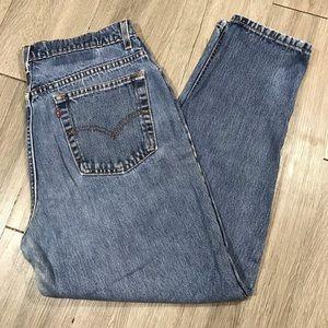 Levi's Vintage 512 SlimFit Tapered Hi Rise Jeans